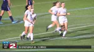 10-31-19 SCORES: NJCAA Region III soccer semifinals [Video]