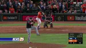 BRIAN DOZIER AT THE WORLD SERIES [Video]