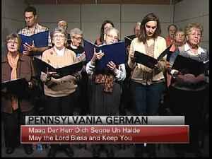 Pennsylvania German [Video]