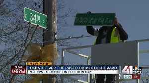 News video: Debate over The Paseo or MLK Boulevard