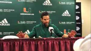 Manny Diaz on offensive improvements against FSU [Video]