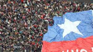 Chile protesters turn against president [Video]