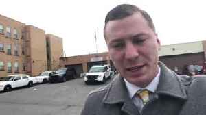 Reporter Update: Chris Hoffman--Braddock Chief Charged With Simple Assault [Video]