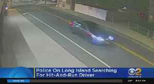 Police On Long Island Searching For Hit-And-Run Driver [Video]