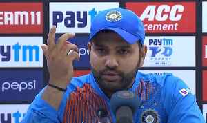 Youngsters need time to understand the game: Rohit Sharma on maiden T20 loss against Bangladesh [Video]