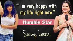 Sunny Leone | Adult Star To Bollywood Superstar | Most Humble Star [Video]