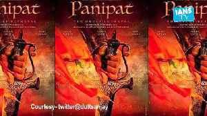 Panipat | Character look of Arjun Kapoor, Kriti Sanon and Sanjay Dutt REVEALED [Video]
