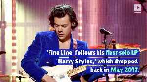 Harry Styles' Announces New Album Title and Release Date [Video]
