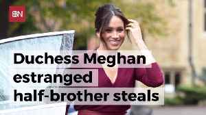 Meghan Markle's Half Brother [Video]