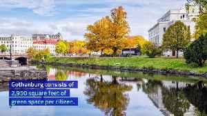 A Glimpse Into the World's Greenest City [Video]