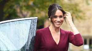 Meghan Markle talks about her treatment in the media [Video]