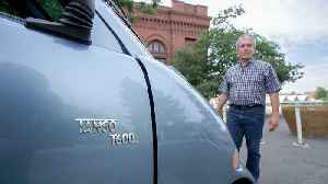 Tiny Electric Car Cost $420,000 To Build [Video]