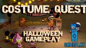 Costume Quest Gameplay [Video]