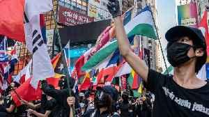 Dozens Injured In Wave Of Violent Hong Kong Protests [Video]