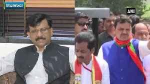In BJP Shiv Sena tug of war NCP Ajit Pawar receives Sanjay Raut message [Video]