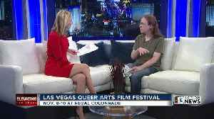 News video: Film critic Josh Bell previews Military Mondays and Las Vegas Queer Arts Film Festival