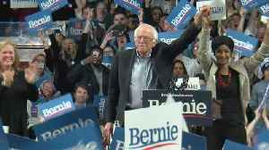 Bernie Sanders, Ilhan Omar Visit Minneapolis For Campaign Rally [Video]