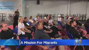 Migrants Scarce At McAllen, Texas Respite Center [Video]