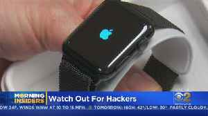 Apple Devices Without Latest Updates May Be Vulnerable To Hackers -- And Not All Devices Can Receive Updates [Video]