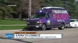 UW-Whitewater looks into a commuter bus to and from Milwaukee [Video]