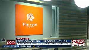 New coworking space opens in Tulsa [Video]