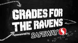 Mike Preston's report card: Week 8 position-by-position grades for the Ravens [Video]