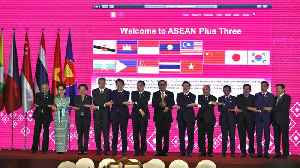 News video: ASEAN summit: Will Asian leaders make world's largest trade deal?