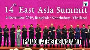 After ASEAN, PM Modi attends East Asia summit, meets Vietnam PM in Bangkok [Video]