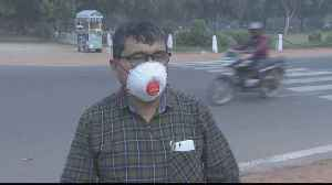 New Delhi strives to combat 'apocalyptic' air pollution [Video]