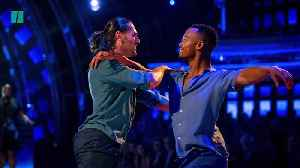 Strictly History Is Made With Same-Sex Routine | Jive Talking [Video]