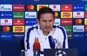 Chelsea's Lampard warns of Ajax dangers [Video]
