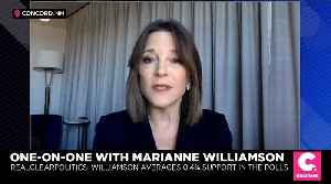 News video: Beto Out of the Race, but Marianne Williamson Isn't Going Anywhere.
