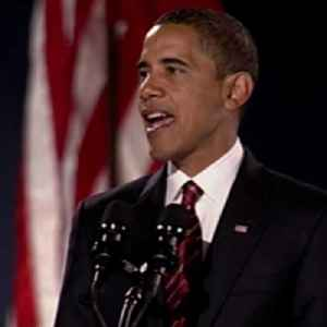 "TODAY IN HISTORY: Obama said ""change has come to America"" during his victory speech [Video]"
