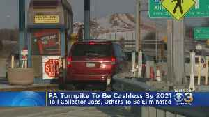 Pennsylvania Turnpike Is Going Cashless In 2021 [Video]