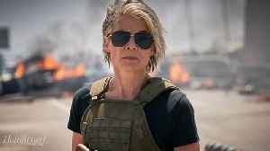 News video: 'Terminator: Dark Fate' Faces $120M-Plus Loss | THR News