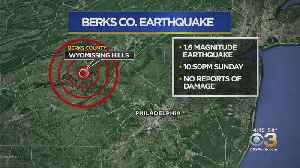 Small Earthquake Shakes Parts Of Pennsylvania [Video]