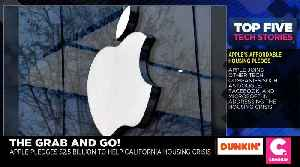 Apple Pledges Billions to Fight Housing Problem Tech Industry Helped Create [Video]