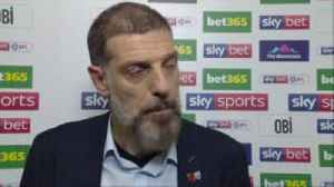 Bilic: There was a difference in class [Video]