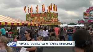 Council member proposes to charge fees at Hamburg Fairground [Video]