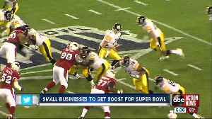 Program to help connect business owners with Super Bowl LV [Video]