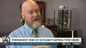 Yes, we still have to change our clocks for daylight saving time... but that could end soon [Video]