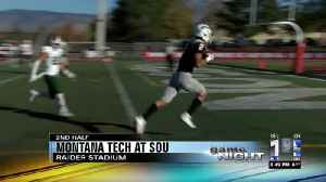 Southern Oregon drops final home game of the season, 28-14 [Video]
