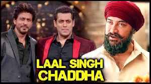 Shah Rukh Khan, Salman Khan TOGETHER To Star With Aamir Khan In Laal Singh Chaddha Movie [Video]