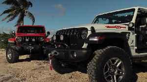 Jeep Wrangler & Gladiator Three O Five Design Preview [Video]