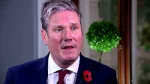 Starmer: Labour Brexit deal can be secured 'very rapidly' [Video]