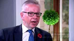 Gove: Labour's position on Brexit 'clear as mud' [Video]