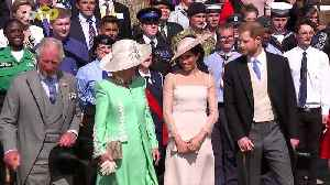 News video: Prince Harry and Meghan Set to Attend an Event With This Royal For the 1st Time