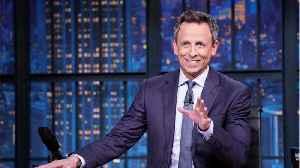 News video: Seth Meyer's Netflix Special Offers Button To Skip Trump Jokes