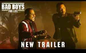 BAD BOYS FOR LIFE movie - Will Smith, Martin Lawrence, Vanessa Hudgens [Video]