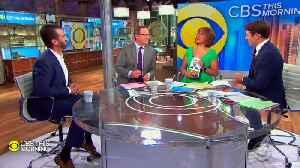 Trump Jr. Says Mitt Romney Is His 'Favorite Democrat' [Video]